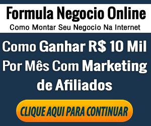 formula negócio online afiliado